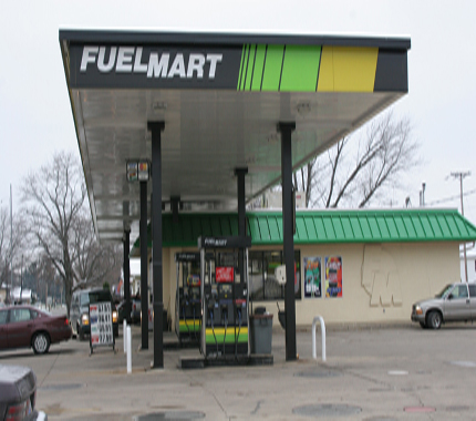 Fuel Mart Gas Station
