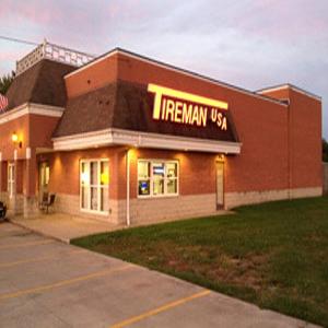 Tireman Store